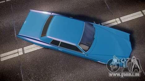 Albany Buccaneer San Andreas Style für GTA 4 rechte Ansicht
