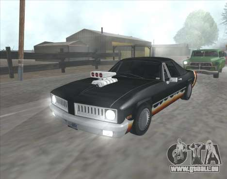 Diablo Étalon из de GTA 3 pour GTA San Andreas