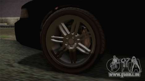 MP3 Fathom Lemanja LX IVF für GTA San Andreas zurück linke Ansicht
