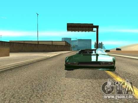 ENB Spiegelungen auf den Autos für GTA San Andreas zweiten Screenshot