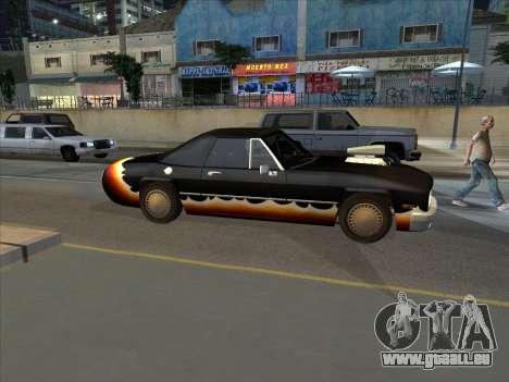 Diablo Étalon из de GTA 3 pour GTA San Andreas laissé vue