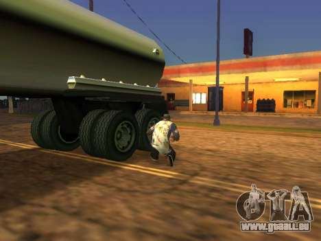 SilentPatch 1.1 für GTA San Andreas her Screenshot