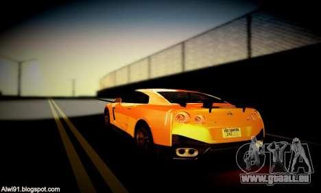 Blacks Med ENB pour GTA San Andreas dixième écran