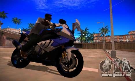 ENB par Dmitriy30rus pour la faiblesse du PC pour GTA San Andreas troisième écran
