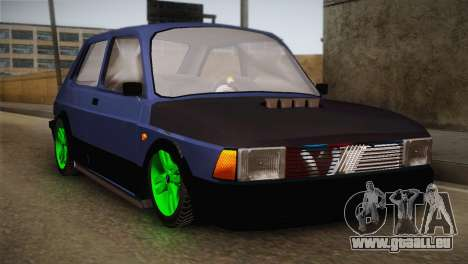 Fiat 147 Tuning pour GTA San Andreas