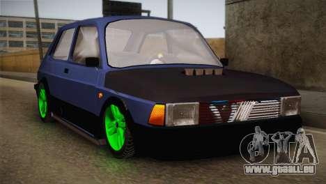 Fiat 147 Tuning für GTA San Andreas