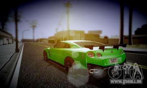 Blacks Med ENB für GTA San Andreas dritten Screenshot