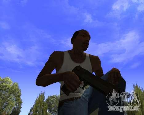 Skins Weapon pack CS:GO für GTA San Andreas her Screenshot