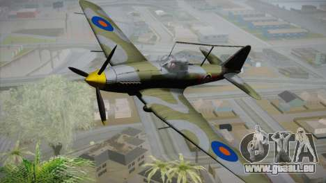 ИЛ-10 de la Royal Air Force pour GTA San Andreas