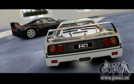 Forza Motorsport 5 Garage für GTA 4 zwölften Screenshot