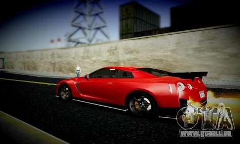 Blacks Med ENB für GTA San Andreas achten Screenshot