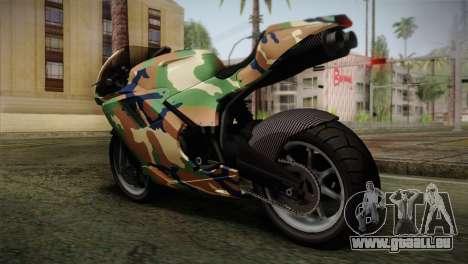 GTA 5 Bati MIX für GTA San Andreas linke Ansicht