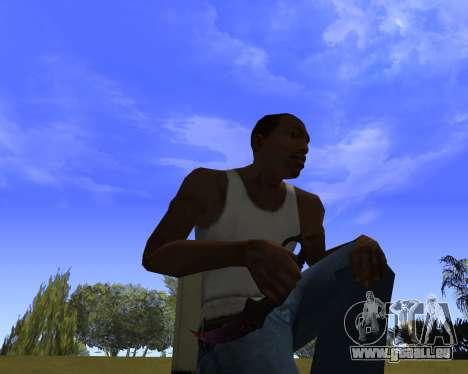 Skins Weapon pack CS:GO für GTA San Andreas dritten Screenshot