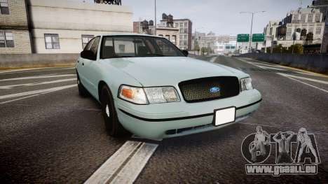 Ford Crown Victoria 2007 pour GTA 4