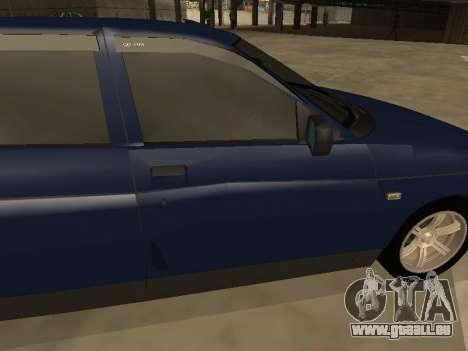 VAZ 2110 pour GTA San Andreas salon