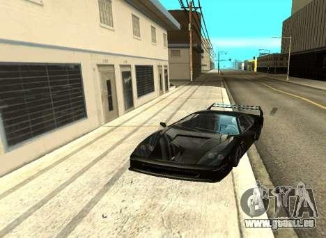 ENB Spiegelungen auf den Autos für GTA San Andreas fünften Screenshot