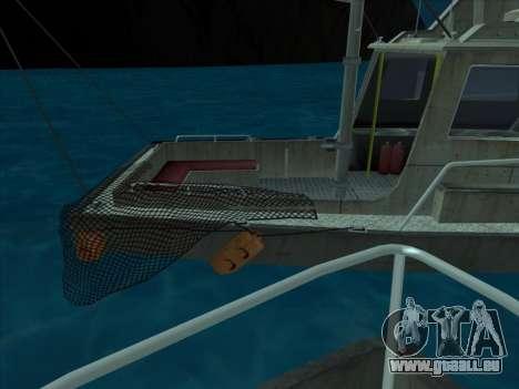 Reefer из GTA 3 für GTA San Andreas rechten Ansicht