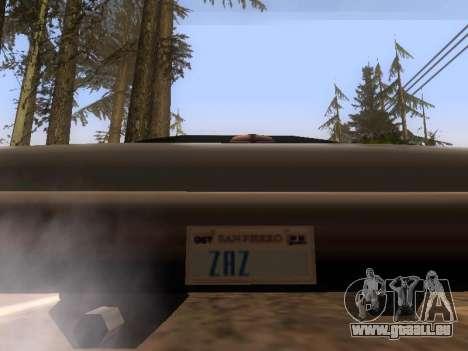 SilentPatch 1.1 pour GTA San Andreas deuxième écran