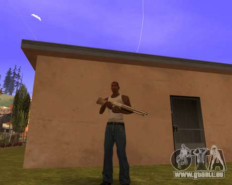 New Animation by EazyMo für GTA San Andreas her Screenshot