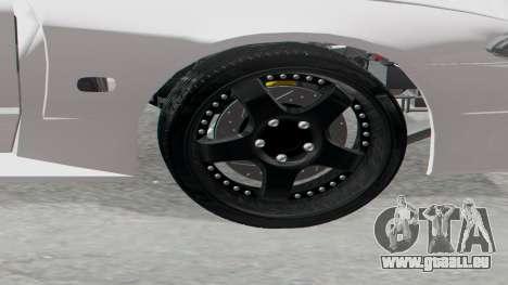 Elegy Facelift S15 pour GTA San Andreas sur la vue arrière gauche