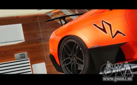 Forza Motorsport 5 Garage für GTA 4 sechsten Screenshot