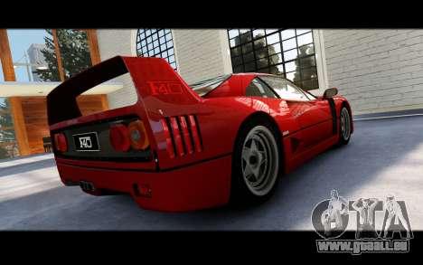 Forza Motorsport 5 Garage für GTA 4 Zehntel Screenshot