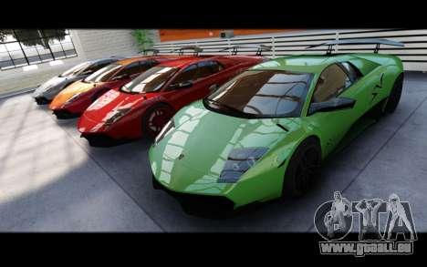 Forza Motorsport 5 Garage für GTA 4