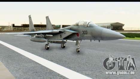F-15J Mitsubishi Heavy Industries für GTA San Andreas