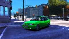 Lada 2115 pour GTA 4