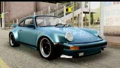 Porsche 911 Turbo 3.3L 1981 Tunable pour GTA San Andreas