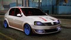 Dacia Logan Most Wanted Edition v3