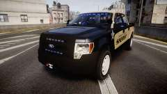Ford F150 Liberty County Sheriff [ELS] Slicktop für GTA 4