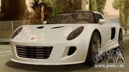 GTA 5 Coil Voltic v2 IVF pour GTA San Andreas