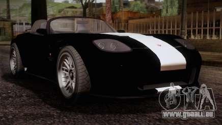 GTA 5 Invetero Coquette v2 IVF pour GTA San Andreas