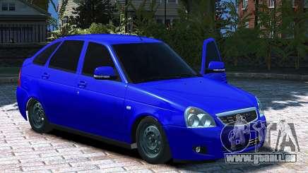 Lada 2172 2012 pour GTA 4