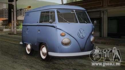 Volkswagen T1 Short pour GTA San Andreas