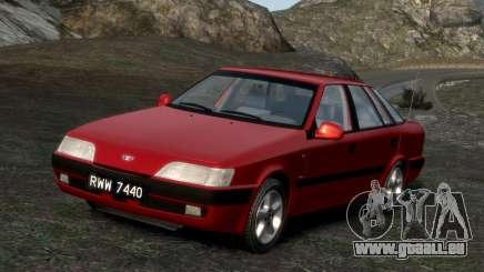 Daewoo Espero 2.0 CD 1996 pour GTA 4