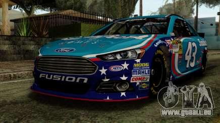 NASCAR Ford Fusion 2013 für GTA San Andreas