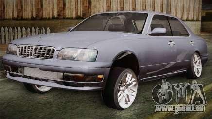 Nissan Cedric für GTA San Andreas