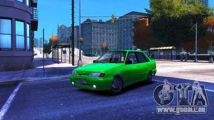 Lada 2115 für GTA 4