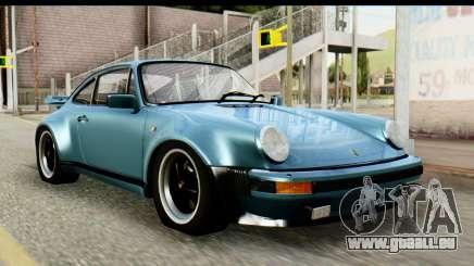 Porsche 911 Turbo 3.3L 1981 Tunable für GTA San Andreas