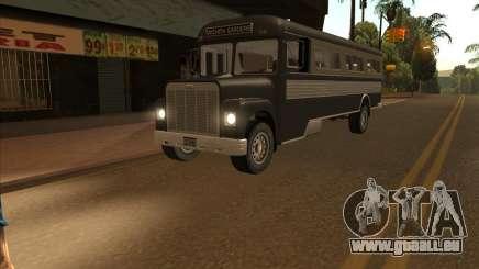 Bus из GTA 3 für GTA San Andreas