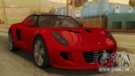 GTA 5 Coil Voltic v2 pour GTA San Andreas