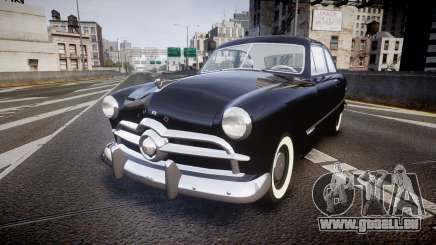 Ford Custom Club 1949 v2.1 pour GTA 4
