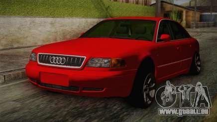 Audi A8 2000 für GTA San Andreas