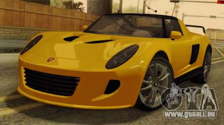 GTA 5 Coil Voltic v2 SA Mobile pour GTA San Andreas