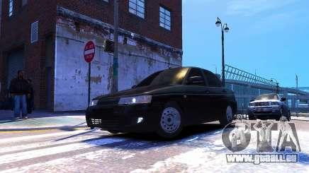 Lada 2110 für GTA 4