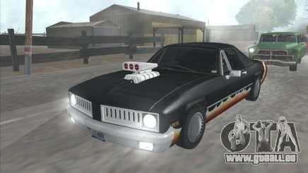 Diablo Hengst из GTA 3 für GTA San Andreas