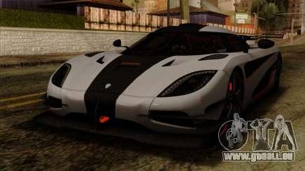 Koenigsegg One 1 für GTA San Andreas