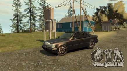 Mercedes-Benz C124 pour GTA 4
